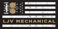 LJV Mechanical Logo